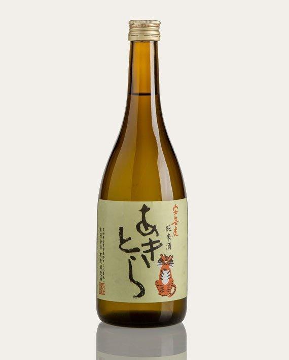 Firenze Sake product - Akitora Junmai 720ml