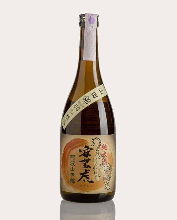 Firenze Sake product - Akitora Junmai Yamadanishiki 720ml