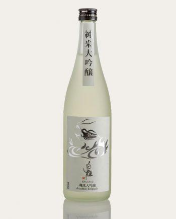Firenze Sake product - Hakuryu Junmai Daiginjo 720ml