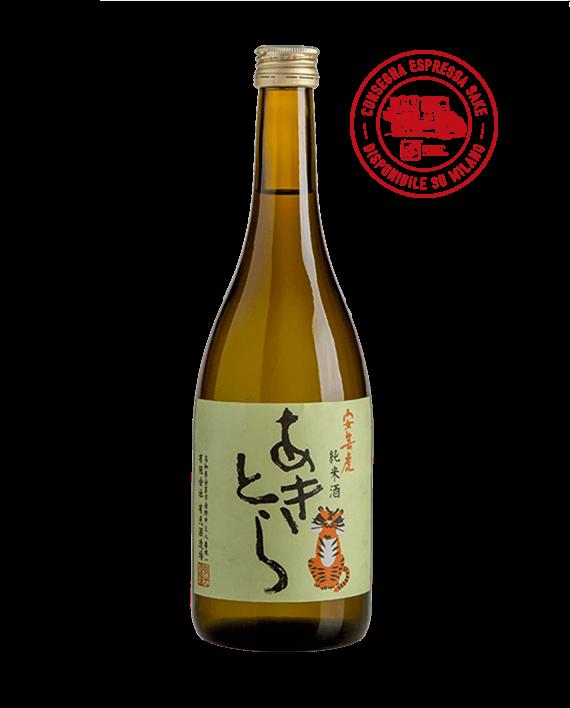Firenze sake vendita online - Akitora Junmai