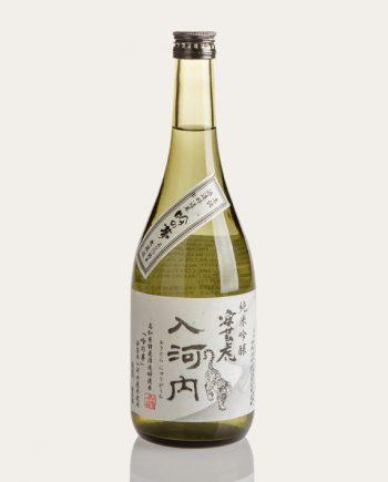 Firenze Sake product - Akitora Junmai Ginjo Nyugauchi 720ml