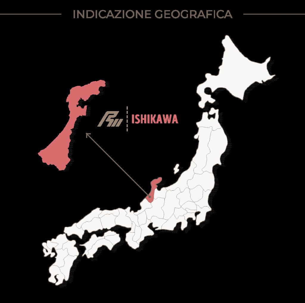 Indicazione geografica produzione sake:Ishikawa