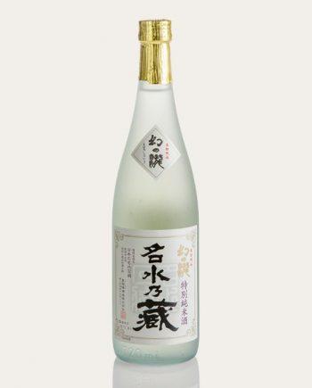 Firenze Sake product - Mesui No Kura Tokubetsu Junmai 720ml