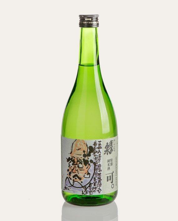 Firenze Sake product - tokubetsu junmai beshi 720ml