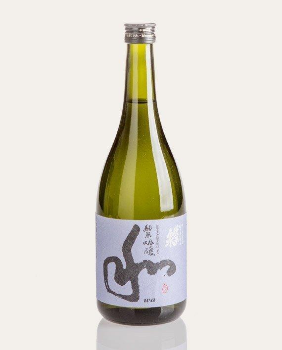 Firenze Sake product - wa jukusei nama sake 720ml