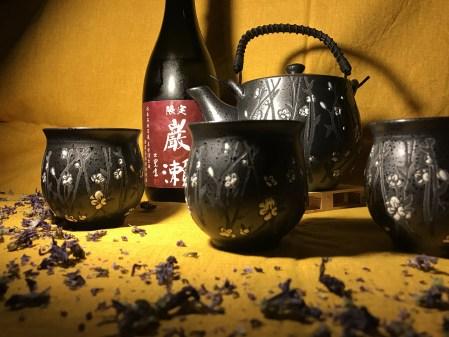 sake caldo o freddo