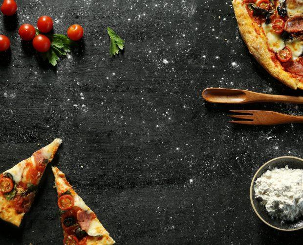 sake e pizza