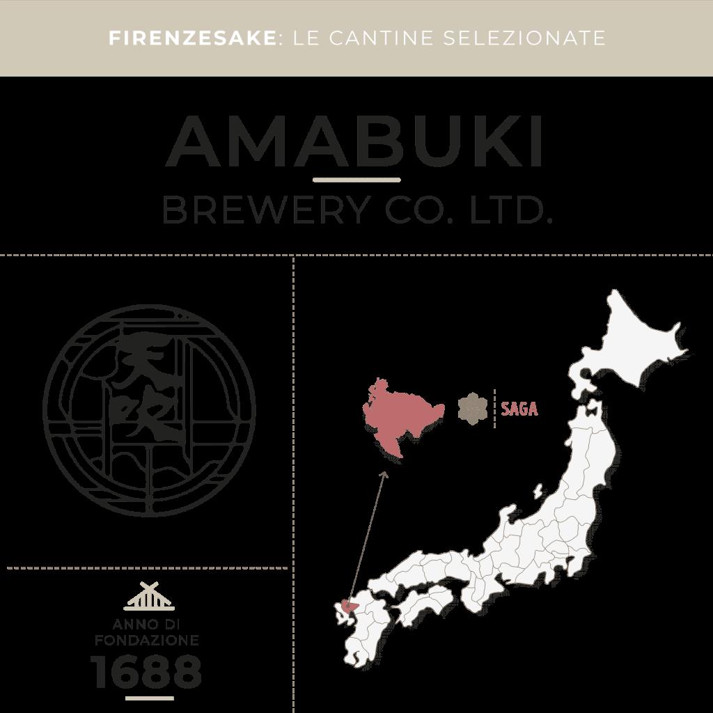 Firenze Sake le cantine: Amabuki