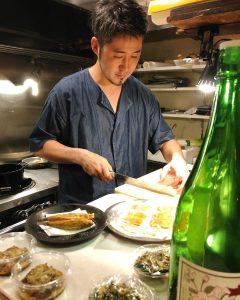 cuoco sake